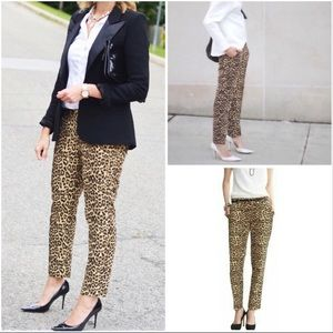 Banana Republic Leopard Pants